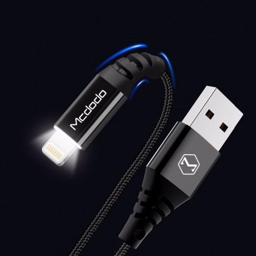 کابل تبدیل USB به لایتنینگ برند مک دودو مدل CA-5091 طول 1.2 متر