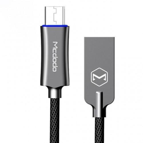 کابل هوشمند تبدیل USB به mirco usb مک دودو مدل CA-289 طول 1.5 متر