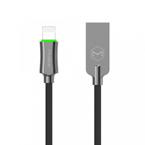 کابل هوشمند تبدیل USB به لایتنینگ برند مک دودو مدل CA-3904 طول 1.8 متر