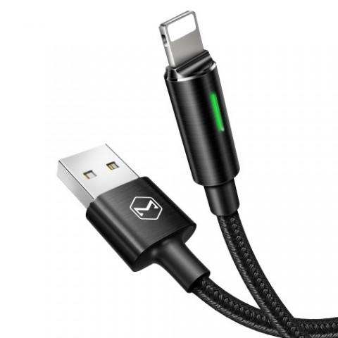 کابل هوشمند تبدیل USB به لایتنینگ مک دودو مدل CA-4602 طول 1.8 متر