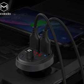 شارژر فندکی و پخش کننده موزیک مک دودو مدل CC-6880