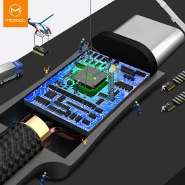 کابل تبدیل Type-C به لایتنینگ مک دودو مدل CA-4990 طول 1.2 متر
