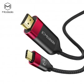 کابل تبدیل Type-C به HDMI کیفیت 4K مک دودو مدل CA-5880 طول 2 متر