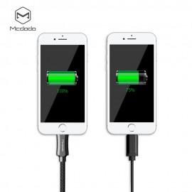 کابل تبدیل USB به لایتنینگ برند مک دودو مدل CA-392 طول 1.2 متر