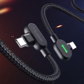 کابل تبدیل USB-C به لایتنینگ مک دودو مدل CA-7370 طول 1.8 متر