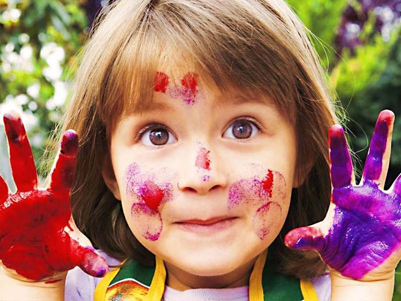 تاثیر اسباب بازی ها بر خلاقیت کودکان