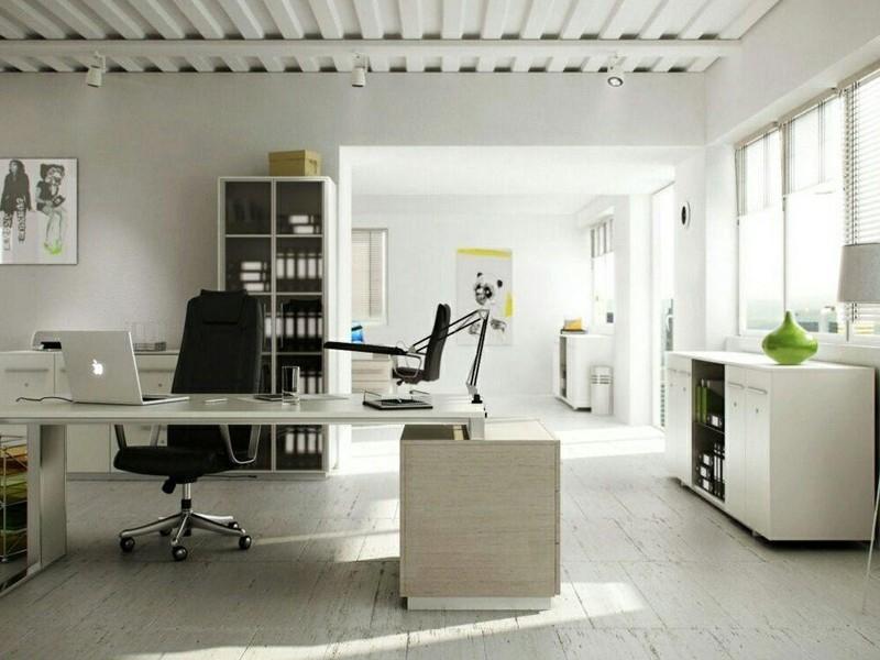 دفتر کار، دومین خانه انسان مدرن