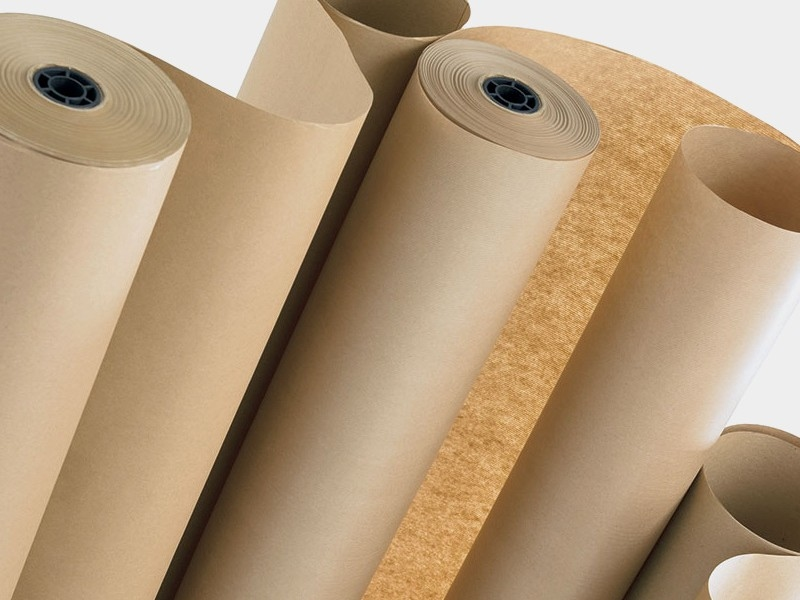مقایسه رول کاغذ کرافت با رول کاغذ تحریر