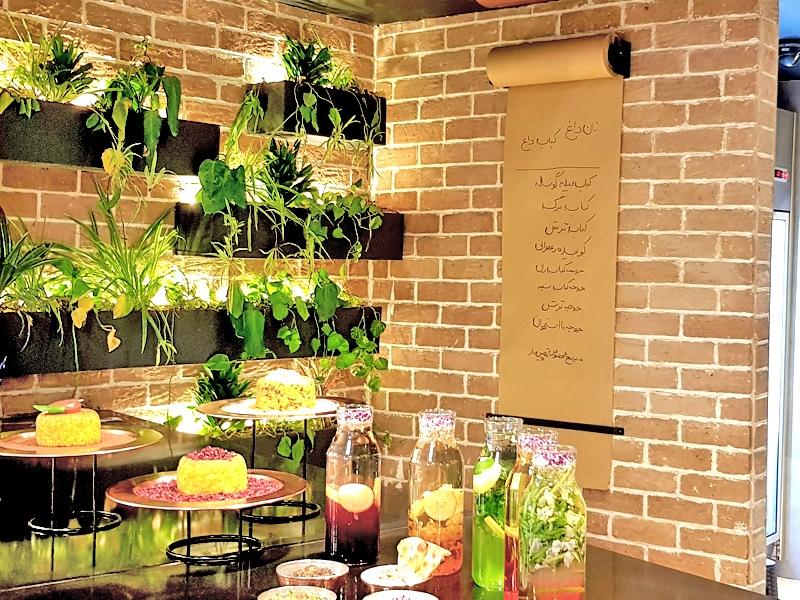 رولر یادداشت دیواری مدوس ، یک منوی خلاقانه برای کافه و رستوران !!