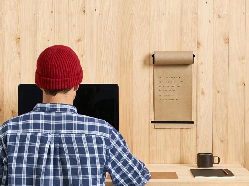 با رولر یادداشت دیواری و یادآوری روزانه مدوس، برنامه های خود را ثبت کنید