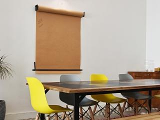 در محیط استارتاپ تان از ابزار خلاقانه نظیر رولر یادداشت دیواری استفاده کنید