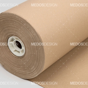 رول کاغذ کرافت 25 سانتیمتری