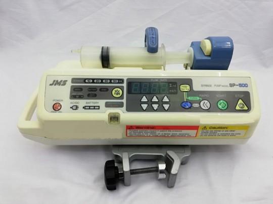 پمپ سرنگ JMS مدل SP-500