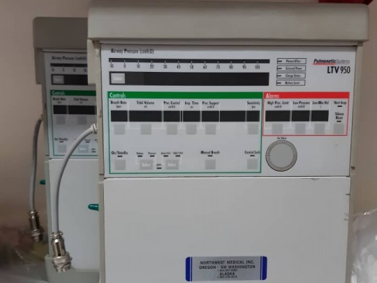 ونتیلاتور پرتابل Ltv 950