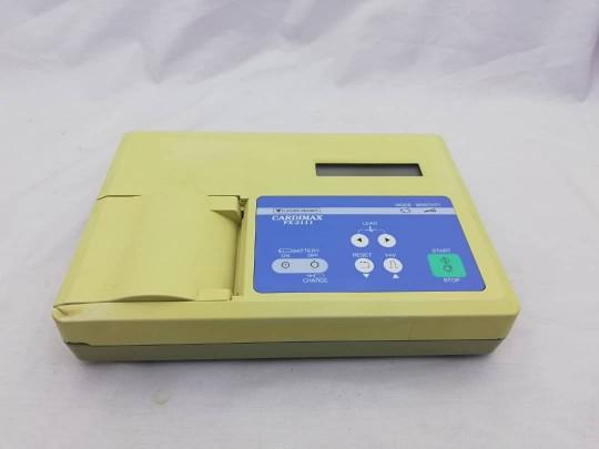 الکتروکاردیوگراف( نوار قلب) 1 کاناله FUKUDA DENSHI