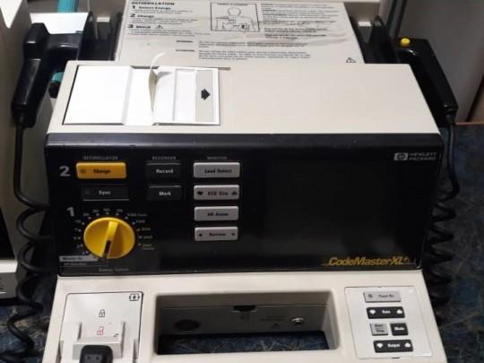 الکتروشوک مونوفازیک کد مستر HP