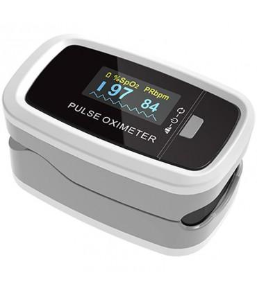 پالس اکسیمتر CONTEC CMS50D1 سفارش آلمان اورجینال با 6 ماه گارانتی و باتری