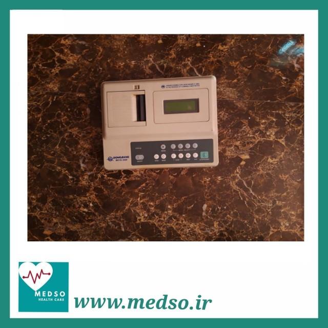 الکتروکاردیوگراف( نوار قلب) ۱ کاناله DONGJIAN