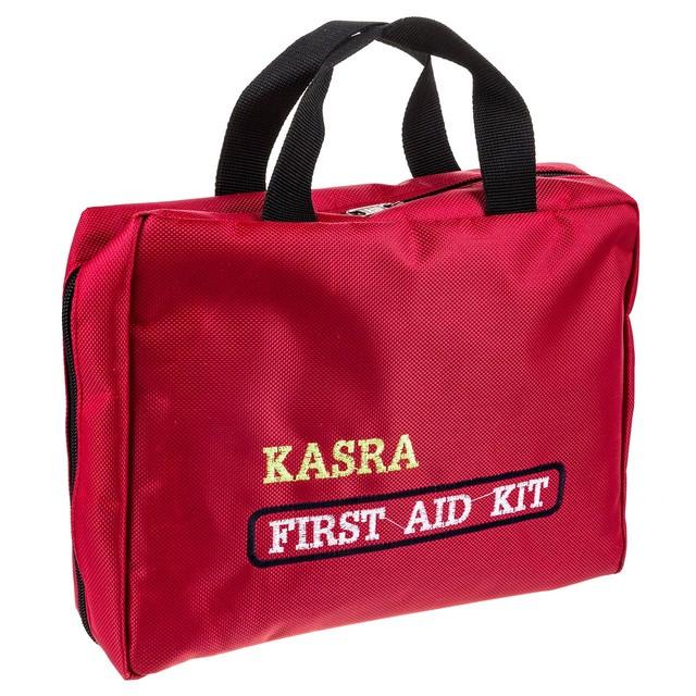 کیف کمک های اولیه کسری با کیف برزنتی قابل شست و شو