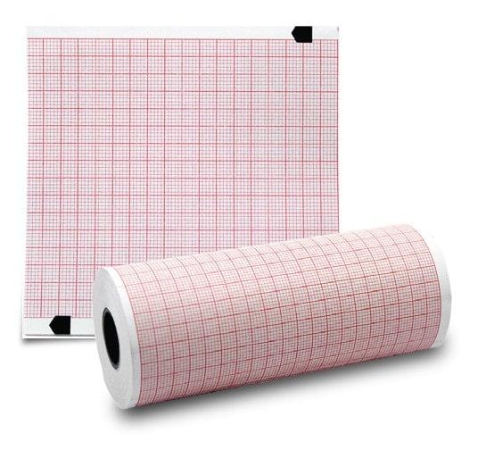 رول کاغذ مخصوص نوارقلب امواج نگار A110