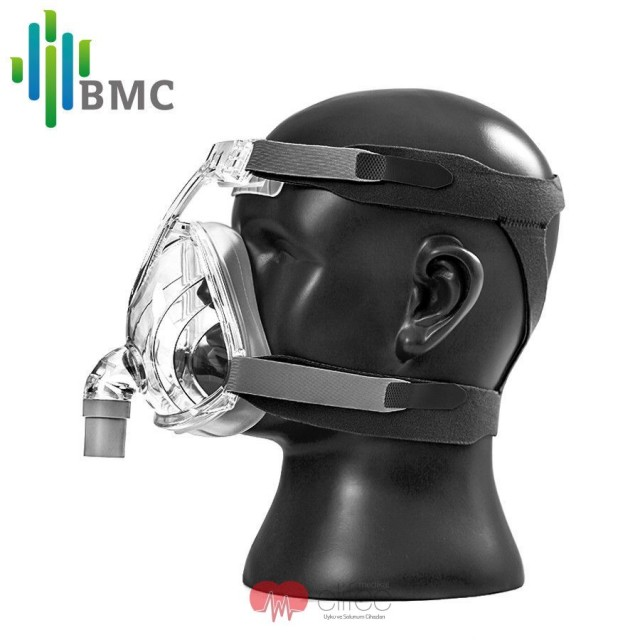 ماسک BIPAP و CPAP مدل BMC