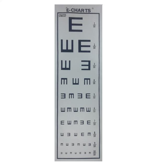 چارت بینایی سنجی