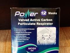 ماسک تنفسی ۳ لایه قابل شستشو ۲۵ عدد