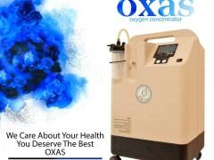 اکسیژن ساز 5 لیتری اکساز آکبند