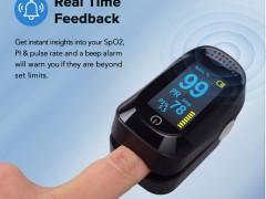 پالس اکسیمتر (اکسیژن سنج) دیجیتال New LK88