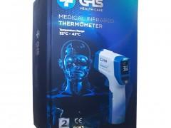 تب سنج و ترمومتر دیجیتالی غیر تماسی GHS