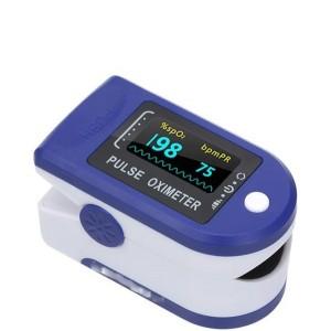 پالس اکسیمتر (اکسیژن سنج) دیجیتال New LK88 اورجینال با باتر
