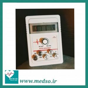 دستگاه شبیه ساز ECG