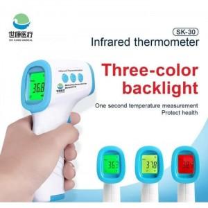 دماسنج ( ترمومتر ) لیزری پزشکی SK30 با باتری
