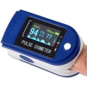 پالس اکسیمتر دیجیتالی Digital PulS OXIMETER اورجینال با باتری