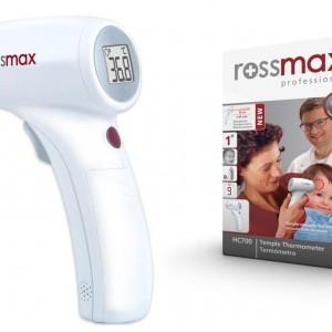 تب سنج دیجیتال سوئیسی rossmax HC700 با گارانتی ۵ ساله