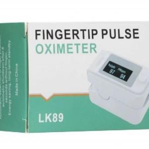 پالس اکسیمتر (LK89 جدید) Fingertip Pulseoximeter با باتری