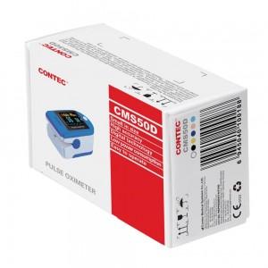 پالس اکسیمتر CONTEC CMS50D1 سفارش آلمان اورجینال با 6 ماه گارانتی