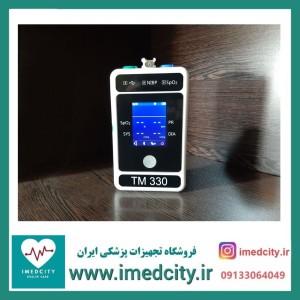 دستگاه فشارسنج و پالس اکسیمتر هوشمند HomeCare مدل TM330