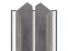 ناودانی فولاد
