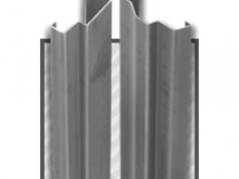 پروفیل های چهارچوب تولیدی شرکت فولاد مهر سهند