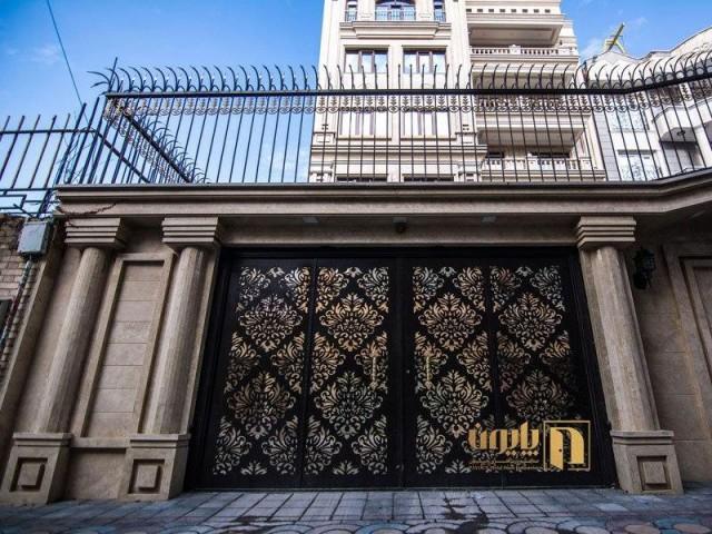 درب های ورودی فلزی مهمترین نیاز هر ساختمان و خانه