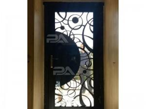 درب فلزی پایون کد 012