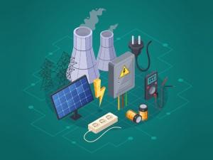 تجهیزات برق صنعتی