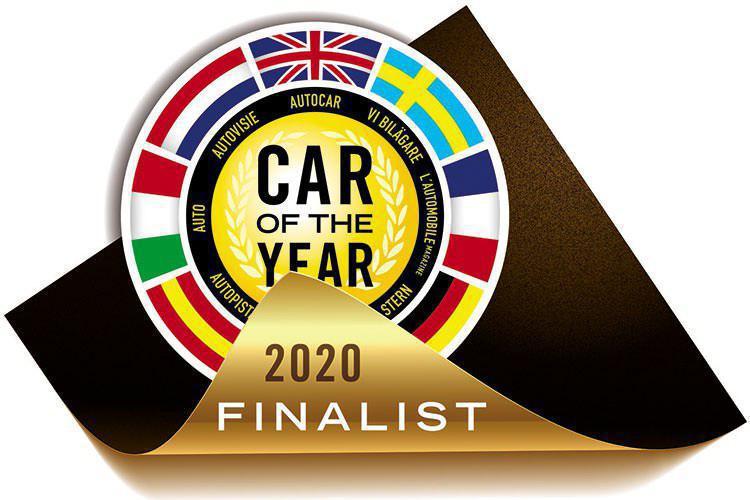 فهرست نهایی بهترین خودرو سال 2020 اروپا مشخص شد.