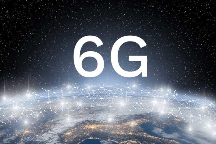 سرعت شبکه 6G صد گیگابایتی