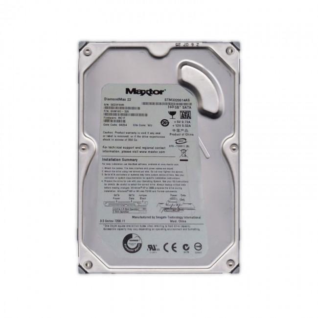 هارد دیسک اینترنال مکستور ظرفیت ۱۶۰ گیگابایت - ریفر