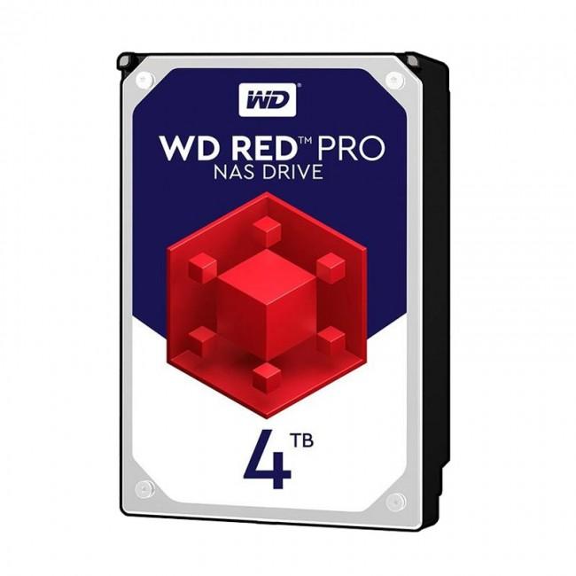هارد دیسک اینترنال وسترن دیجیتال سری قرمز Red Pro ظرفیت ۴ ترابایت