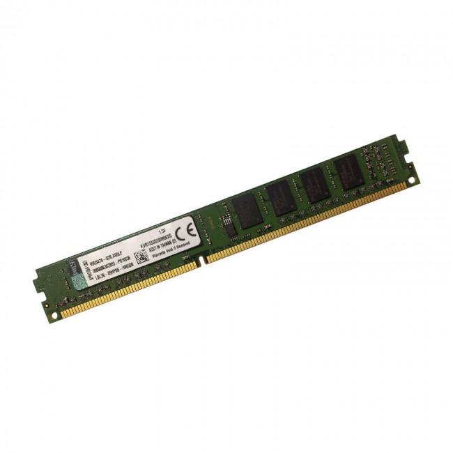 رم کامپیوتر کینگستون مدل DDR3 1333MHz 1060 240Pin DIMM ظرفیت 2 گیگابایت