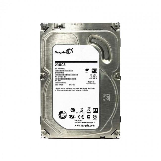 هارد دیسک اینترنال سیگیت ظرفیت ۲ ترابایت شرکتی