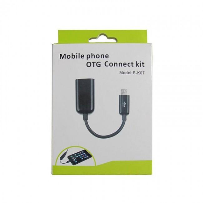 کابل اتصال فلش مموری، هارد اکسترنال به موبایل و تبلت